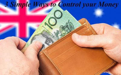 3 SIMPLE WAYS TO CONTROL YOUR MONEY